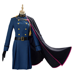 Aohitsugi Nemu Cosplay Hypnosis Mic -Division Rap Battle Cosplay Costume