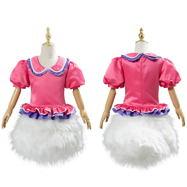 Duck Halloween Carnival Costume Cosplay Costume Outfit for Kids Children