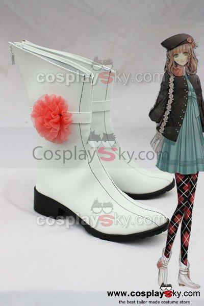 Amnesia: The Dark Descent The heroine Cosplay Shoes Boots