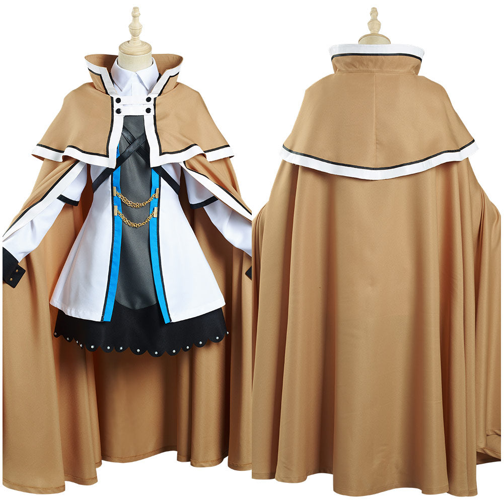 Mushoku Tensei: Jobless Reincarnation Dress Outfit Roxy Migurdia Halloween Carnival Suit Cosplay Costume