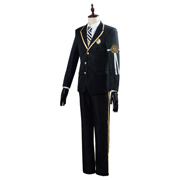 Twisted-Wonderland Azul/Floyd/Jade Halloween Carnival Costume Cosplay Costume Uniform Outfit