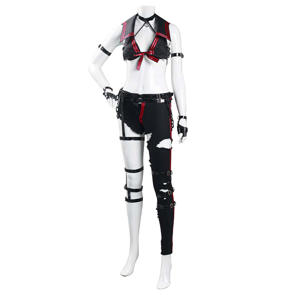 FGO Fate/Grand Order Sailor Suit Outfits Imaginary Scramble Joan of Arc Jeanne d'Arc Halloween Carnival Suit Cosplay Costume