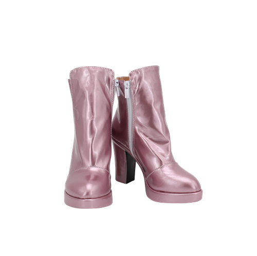 Descendants 3 Evil Audrey Boots Halloween Costumes Accessory Cosplay Shoes