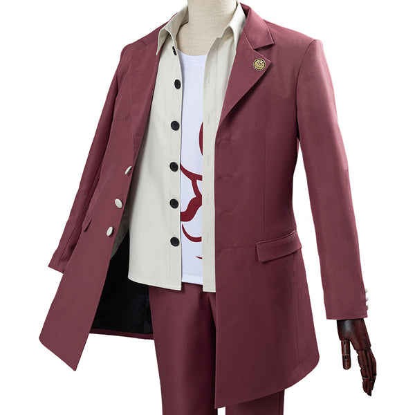 Danganronpa V3 College School Uniform Outfit Momota Kaito Halloween Carnival Costume Cosplay Costume