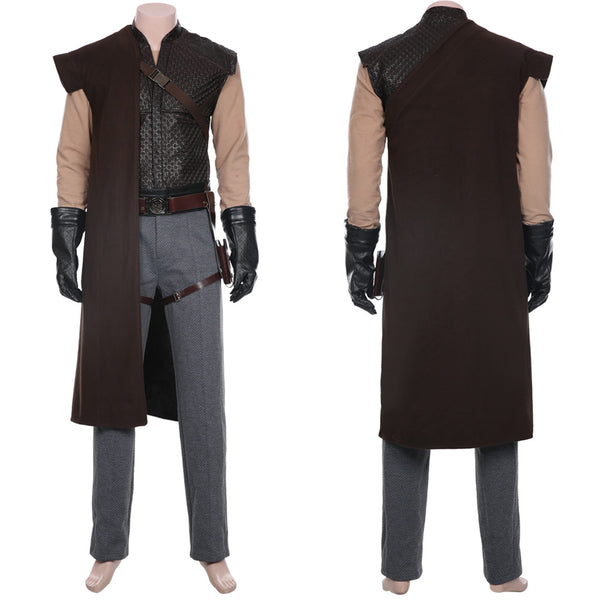Greef Carga The Mandalorian Season1 Costume Cosplay