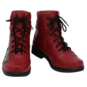 Tifa Final Fantasy VII 7 Remake Tifa Lockhart Cosplay Shoes