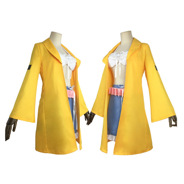 Danganronpa V3 : Killing Harmony Angie Yonaga Cosplay Costume Women Uniform Halloween Carnival Outfi