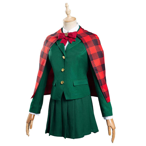 Burn the Witch Jumpsuit Uniform Dress Outfit Noel Niihashi Halloween Carnival Suit Cosplay Costume