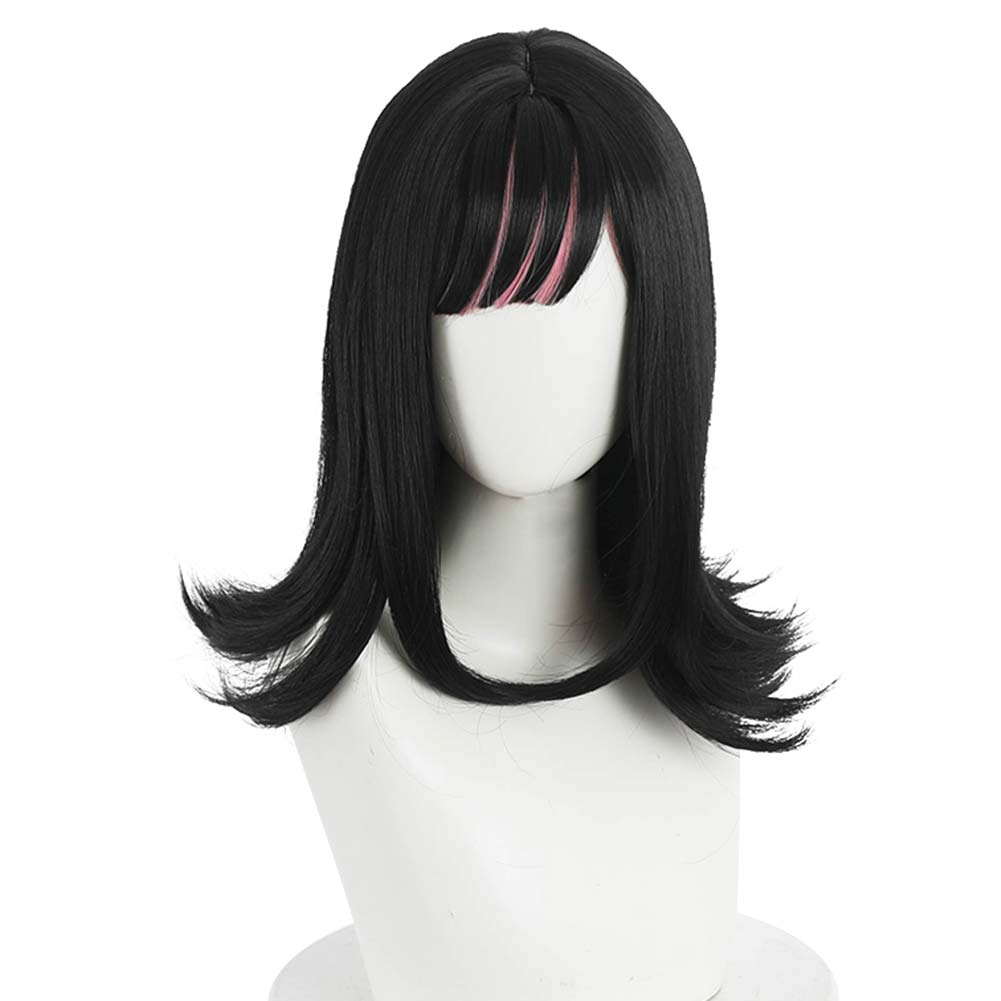 Anime Akudama Drive Heat Resistant Synthetic Hair Ordinary Person/Swindler Carnival Halloween Party Props Cosplay Wig