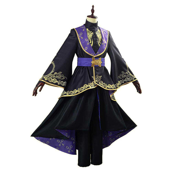 Twisted-Wonderland Women Uniform Outfit Cosplay Costume Halloween Carnival Costume