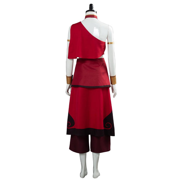 Avatar: the last Airbender Women Dress Outfit Katara Halloween Carnival Costume Cosplay Costume