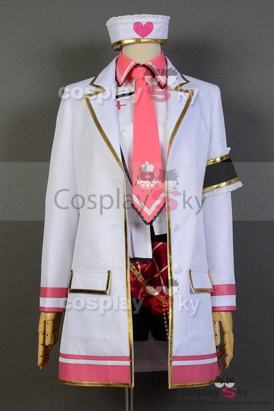 LoveLive! Rin Hoshizora Nurse Uniform Cosplay Costume