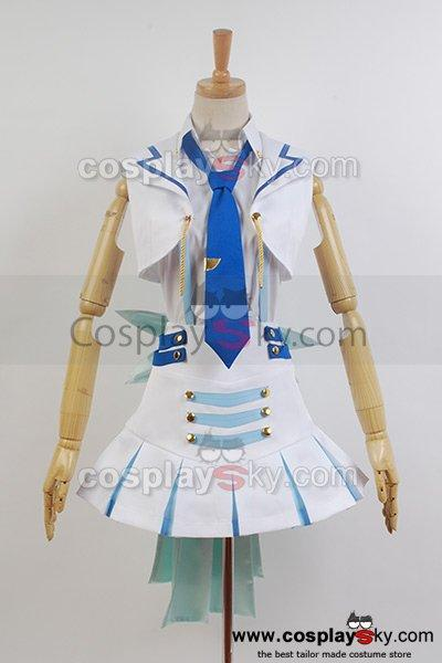LoveLive! Wonderful Rush Maki Nishikino Cosplay Costume Dress