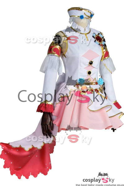 LoveLive! Umi Sonoda Birthstone Set Sonoda Umi Dress Cosplay Costume