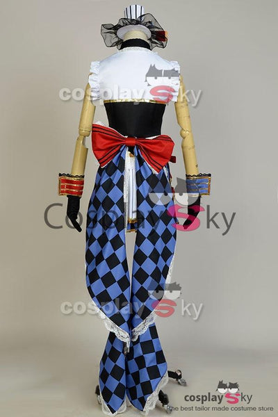 LoveLive! Umi Sonoda Cafe Maid Uniform Cosplay Costume