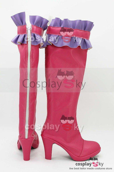 No Game No Life Stephanie Dola Boots Cosplay Shoes