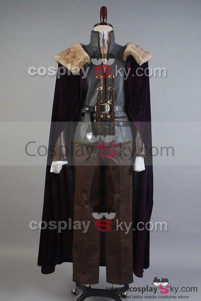 Once Upon a Time Prince Charming David Nolan in Enchanted Forest Cosplay Costume
