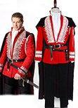 Once Upon a Time Prince Charming Uniform Outfit Cosplay Costume