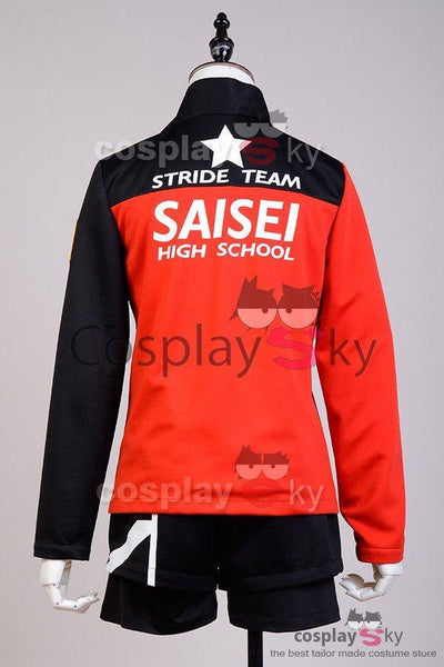 Prince of Stride Saisei Academy School Uniform Cosplay Costume