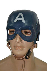 Avengers: Age of Ultron Captain America Helmet Cosplay Prop