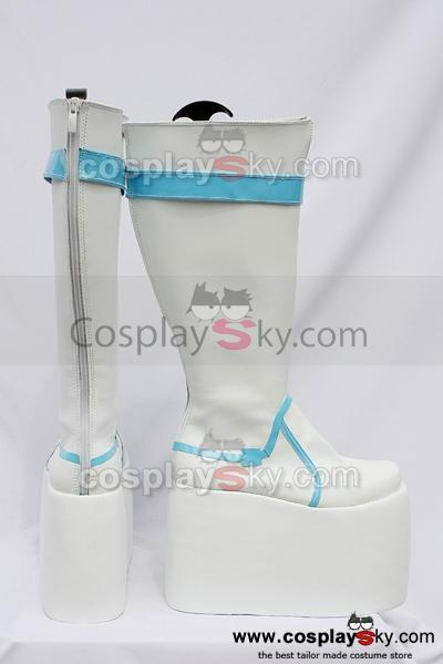 The Legend of Sun Knight Sun Knight Grisia Cosplay Boots Shoes
