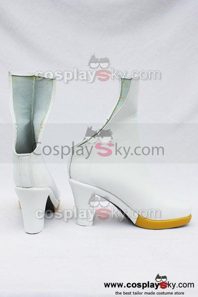 Vocaloid Hatsune Miku Append Cosplay Boots Shoes