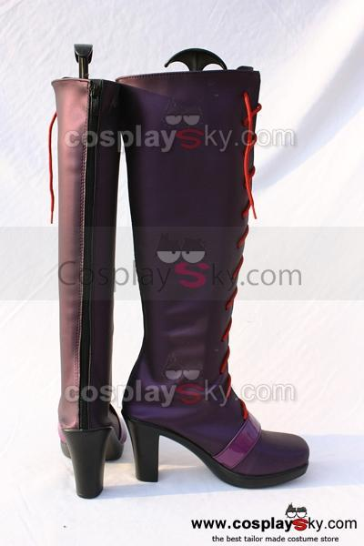 Vocaloid Type-H Rin Cosplay Boots Shoes