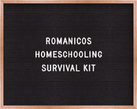 HOMESCHOOLING SURVIVAL KIT (for parents)