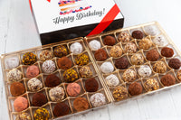 King Size Happy Birthday Signature Truffles Box
