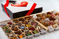 King Size I Love You Chocolate Art Box