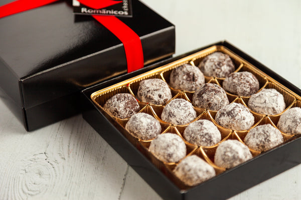 Champagne Royale Signature Truffle Box