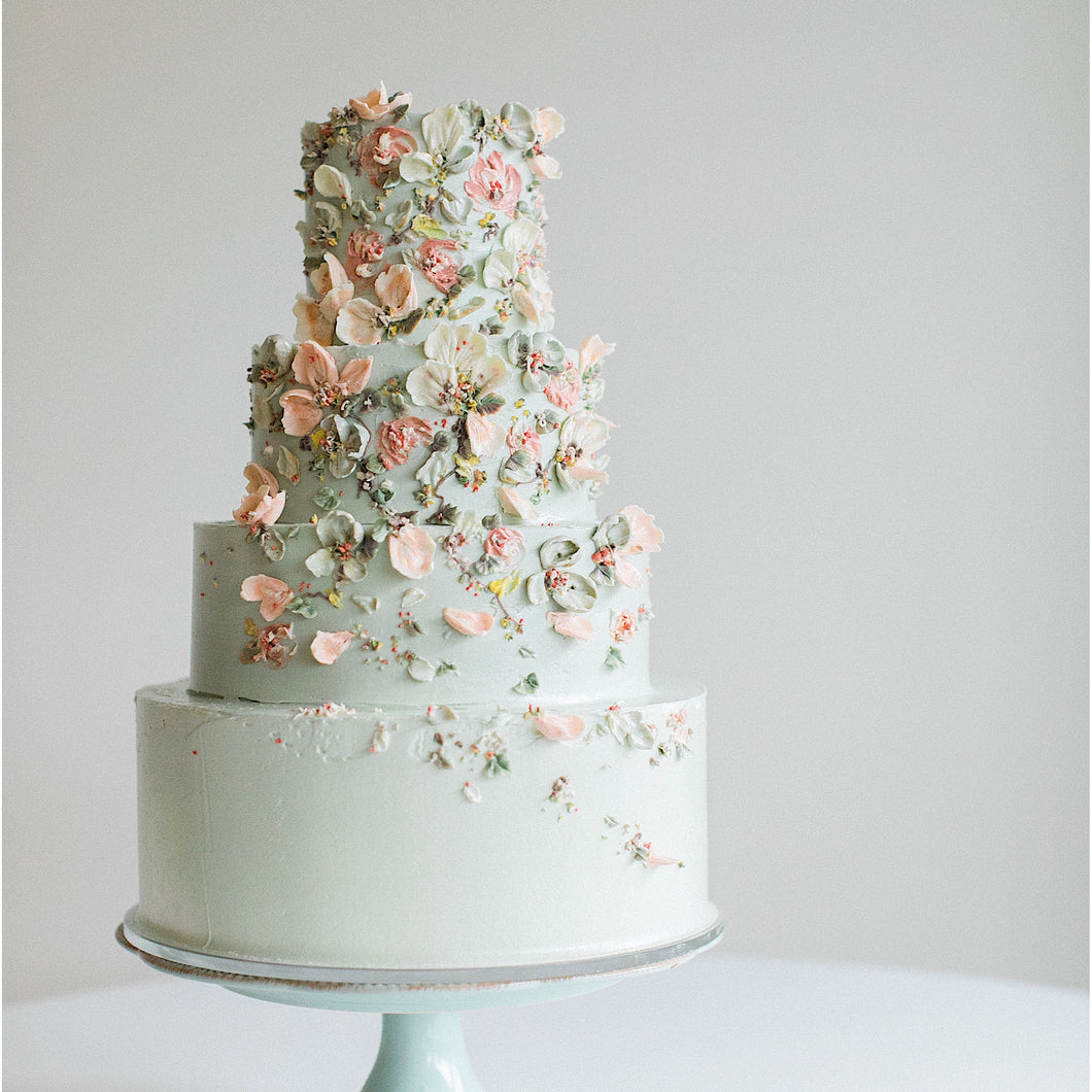 Cynthia's Signature Buttercream Design