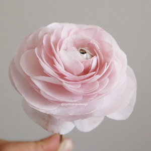 Ranunculus Wafer Paper Flower - Online Course