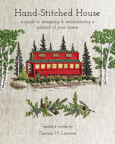 Hand-Stitched House E-Book