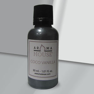 AromaHouse Coco Vanilla Essential Oil Blend, 100% Pure and Natural Essential Oil for Aromatherapy Diffusers (30 ML)