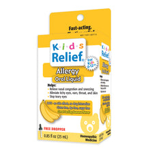 Load image into Gallery viewer, Kids Relief Allergy Oral Liquid for Kids 0-12 Years