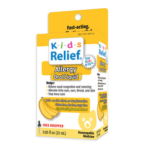 Kids Relief Allergy Oral Liquid for Kids 0-12 Years