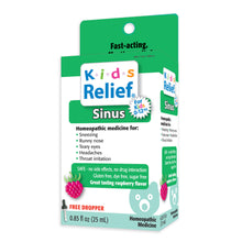 Load image into Gallery viewer, Kids Relief Sinus Oral Liquid for Kids 0-12 Years