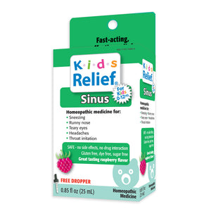 Kids Relief Sinus Oral Liquid for Kids 0-12 Years