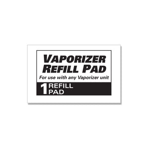 Real Relief Plug-in Waterless Vaporizer W/5 Soothing Non-Medicated Menthol Eucalyptus Vapor Refills