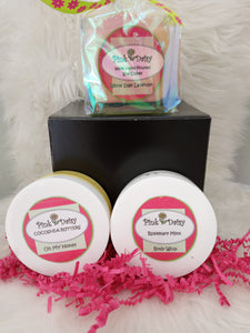Mothers Day Black Pamper Box