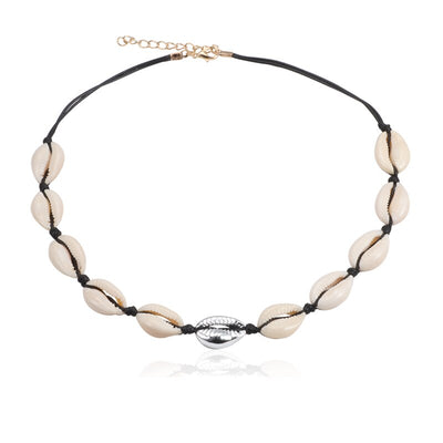 Choker Cauri | Coquillages Boutique