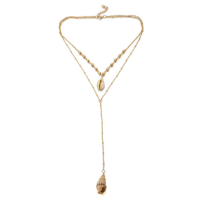Collier Cauri Coquillages | Coquillages Boutique
