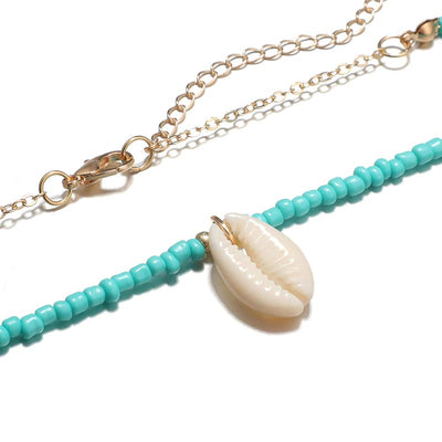 Collier Cauri Turquoise