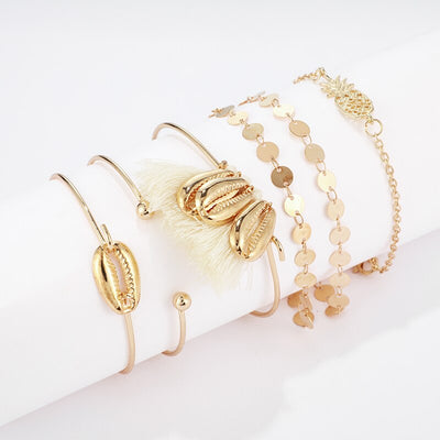 Lot Bracelet Coquillage
