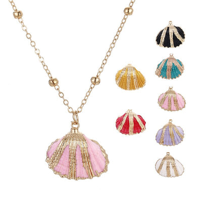 Pendentif Coquillage Bucarde | Coquillages Boutique