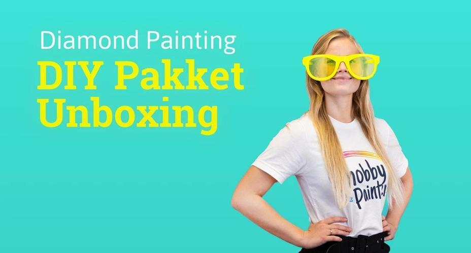 diamond painting pakket