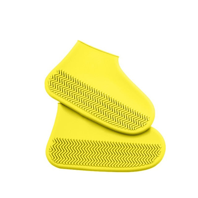 Reusable waterproof silicone shoe covers - organic Kitchen Shop