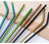 Eco Friendly Metal Straws - organic Kitchen Shop