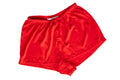 Womens Red Satin Boxers
